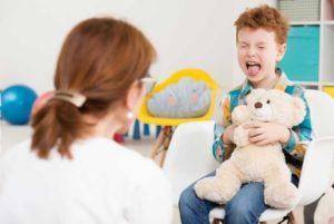 Особенности развития нарушений у детей