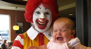 Как называется боязнь клоунов?