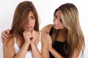 Симптомы и признаки тревожного состояния