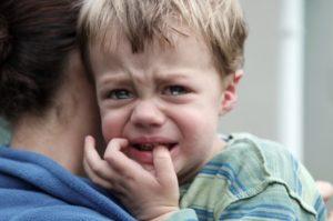 Тревожный ребёнок – это значит какой?