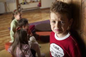 Очень тревожный ребёнок – это какой?