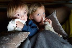 Чего могут бояться дети в разном возрасте?