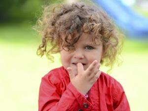 Синдром навязчивых движений у детей