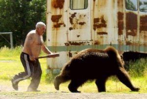 Почему боятся русских людей?