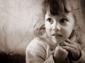 Особенности проявления страха у детей