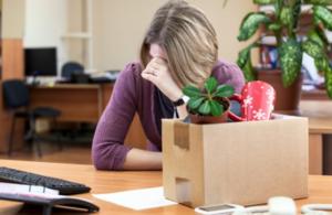 Помощь после увольнения