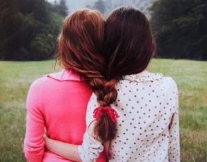 Как помириться с подругой?