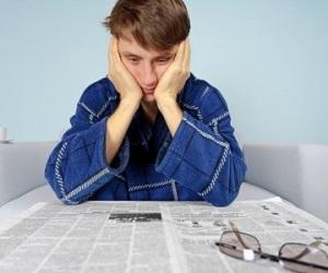 Не могу найти работу: что делать - депрессия