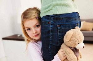 Стеснительность у детей - причины