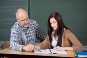 Что делать студентке?