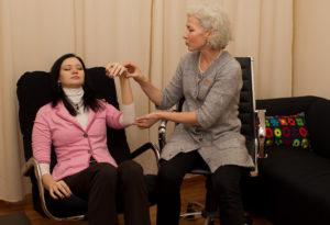 Тактики и методики ввода пациента в транс