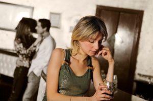 Психология и причины любовного треугольника