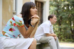 Странное поведение супруги