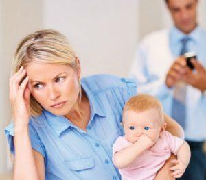 Почему я равнодушна к мужу после рождения ребенка?
