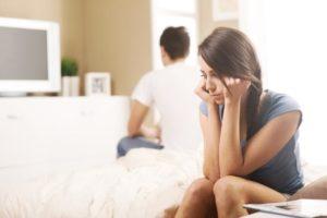 Муж не любит жену: его поведение