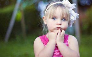 Характер человека - ребенка