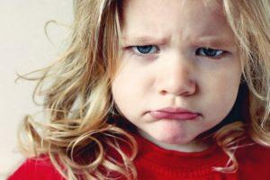 Почему малыш говорит, что его совсем никто не любит?