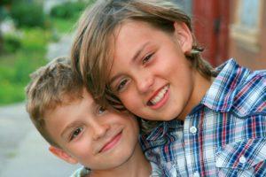 Положительные качества у детей