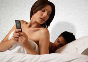 Причины подозрений мужа