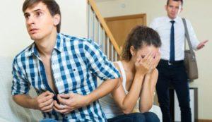 Развод и девичья фамилия или «понять и простить» благоверную?