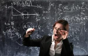 Агрессия между учителем и учеником