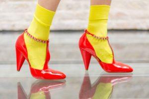 Различные цветовые предпочтения в одежде
