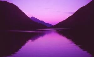 Фиолетовый цвет в психологии
