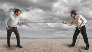 Роль участников конфликта