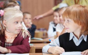 Как общаться с девочкой из класса?