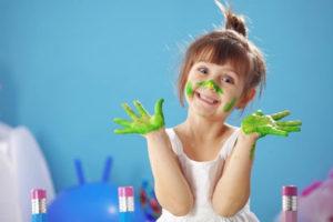 Значение цвета в психологии у детей
