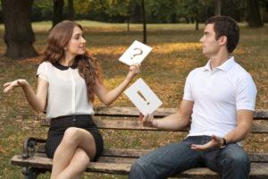 Если взаимоотношения зашли в тупик: как быть?