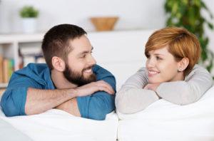 Основные стадии отношений в паре