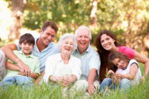 Значение семейных отношений в жизни