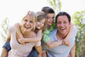 Связь между родителями и детьми