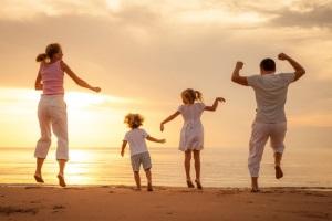 Что такое счастье семьи?