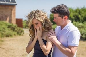 Как помириться с женой?