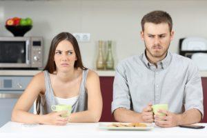 Виды семейных взаимоотношений