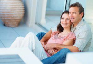 Связь между мужем и женой
