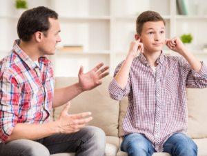 Как правильно разговаривать с ребенком в 12, 13, 14 лет?