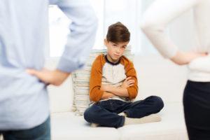 Несложившийся брак родителей и дальнейшая судьба ребенка