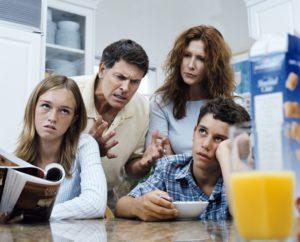 Типичные ошибки взрослых в воспитании