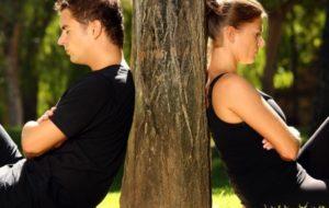 Основные причины расторжения браков