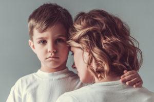 Психология разведенной женщины с малышом