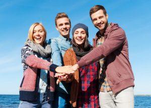 Классификация взаимоотношений между людьми - товарищество