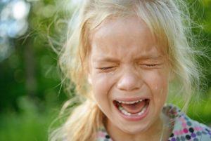Понятие и характеристика детской истерии