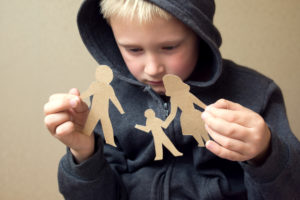 Психология, причины и последствия развода