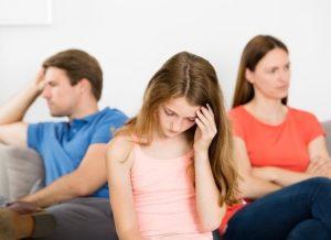 Психология, причины развода и последствия для детей