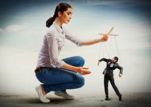 Женские манипуляции - понятие и психология
