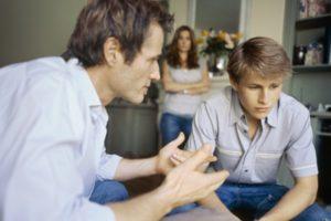 Основные проблемы взаимоотношений