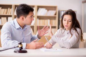 Что нужно делать, чтобы развестись в суде?